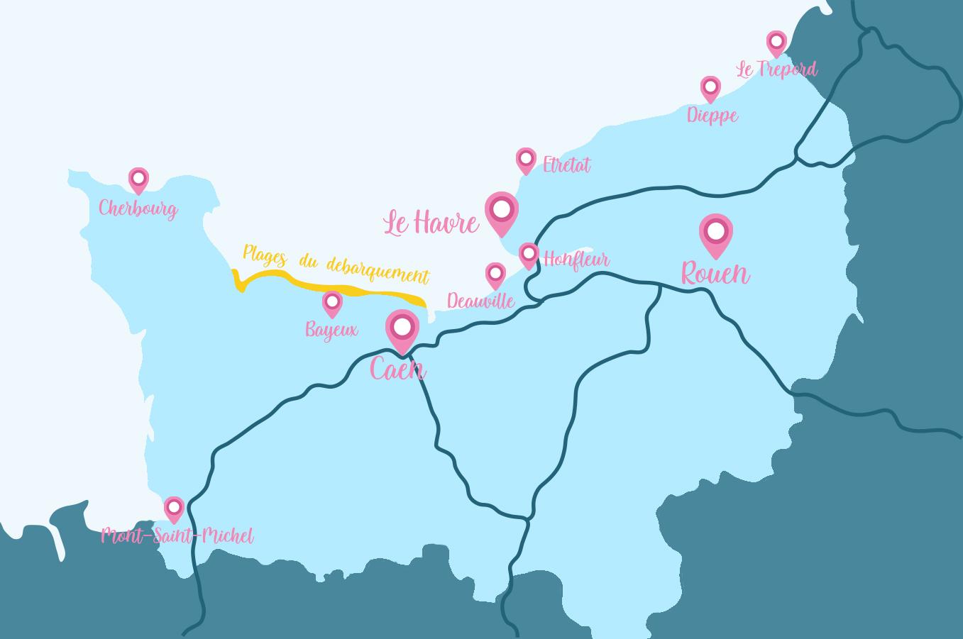 Plan Normandie