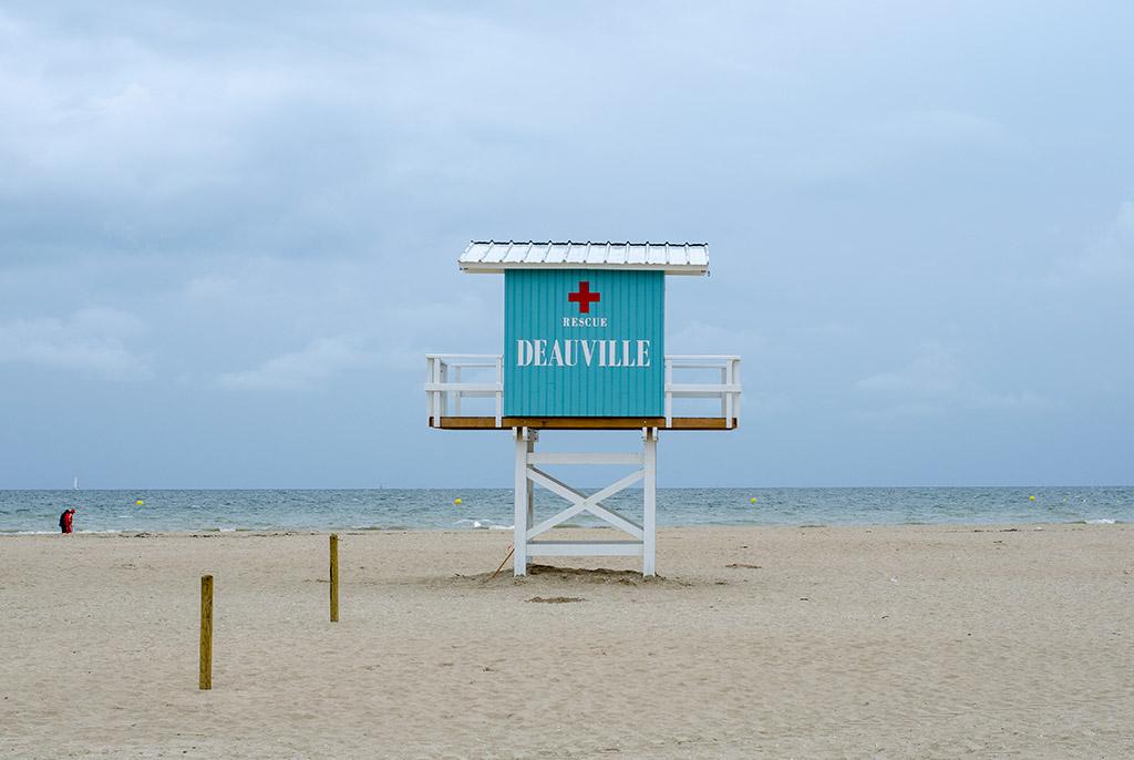 Que faire en Normandie Deauville Plage