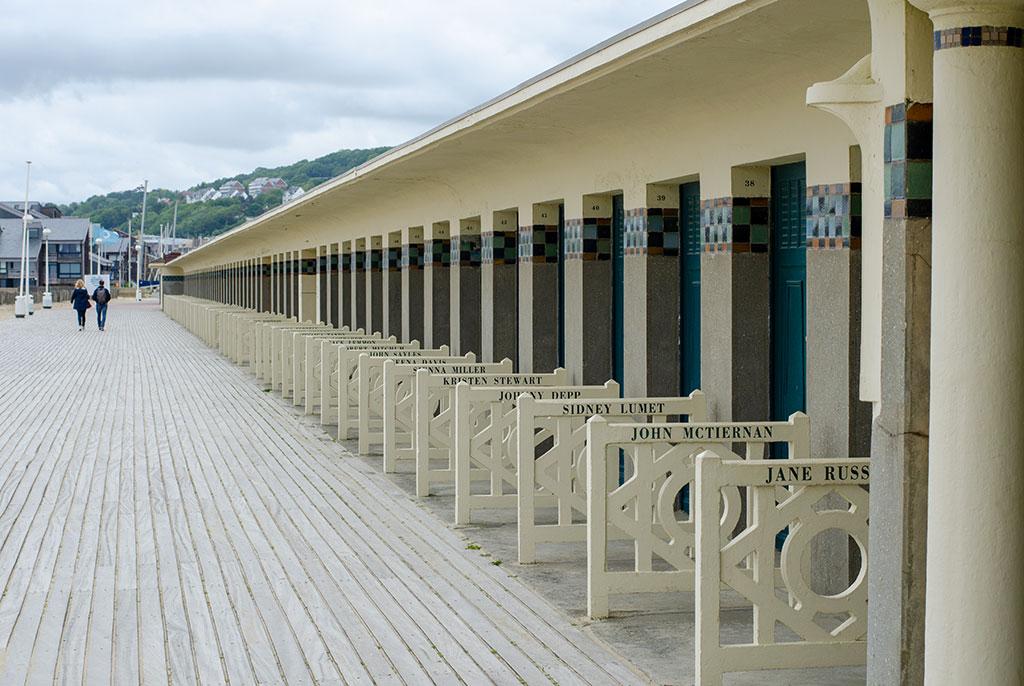 Que faire en Normandie Deauville Cabines