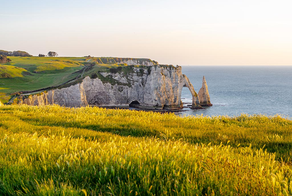 Que faire en Normandie Falaises d'Etretat