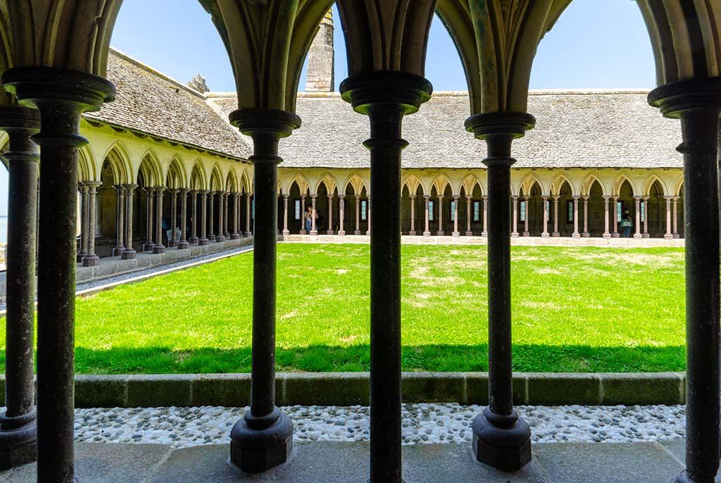Que faire en Normandie Mt St Michel Abbaye