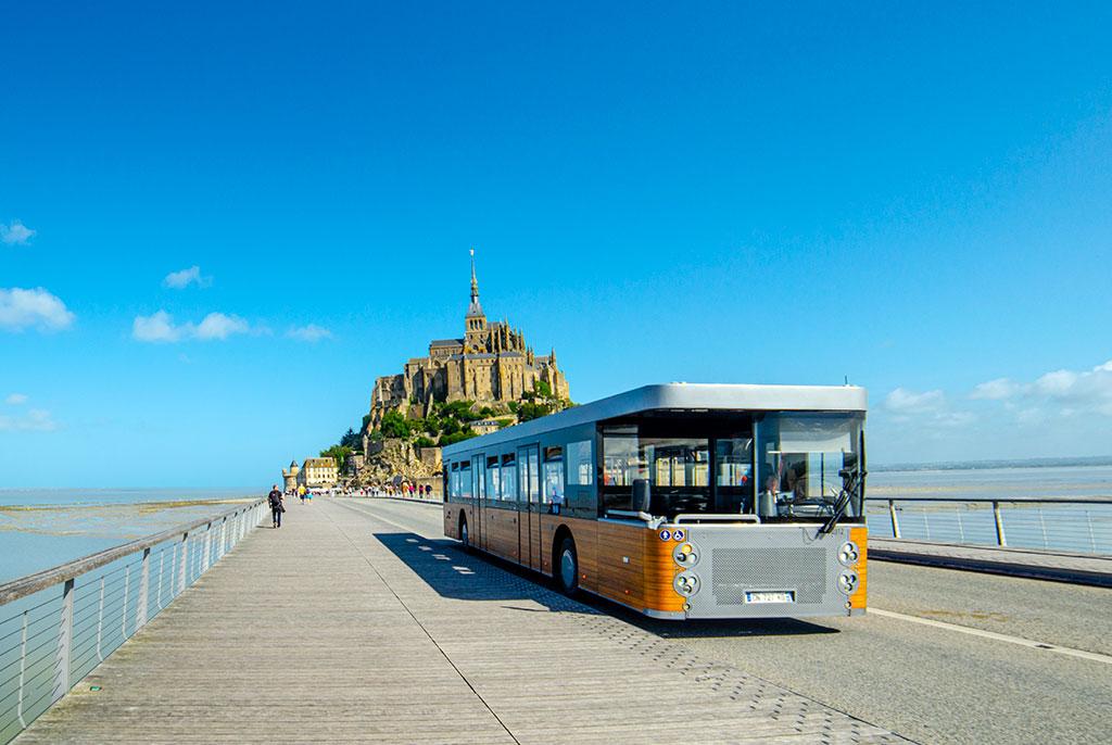 Navette Mont Saint Michel