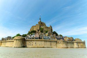 Visiter Mont Saint Michel - Vue Mont