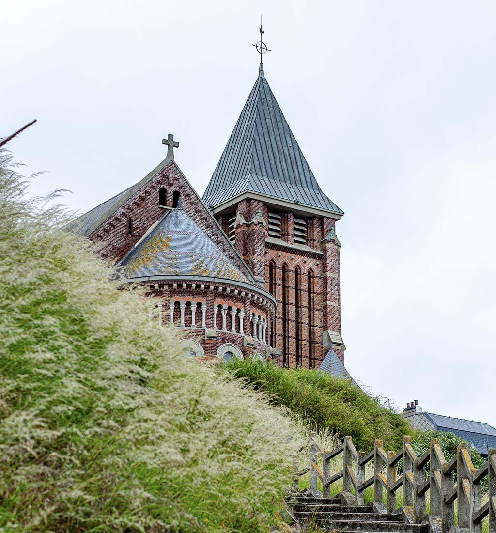 Eglise Saint-Martin Mers