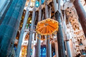 Barcelone-interieur-sagrada-familia