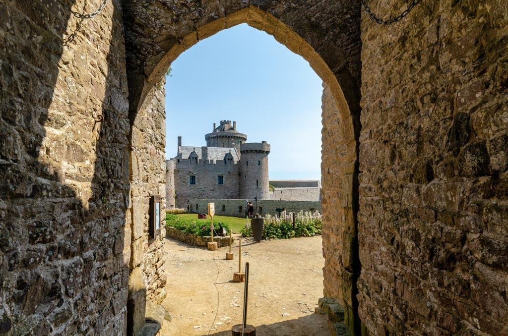 Visiter Fort La Latte