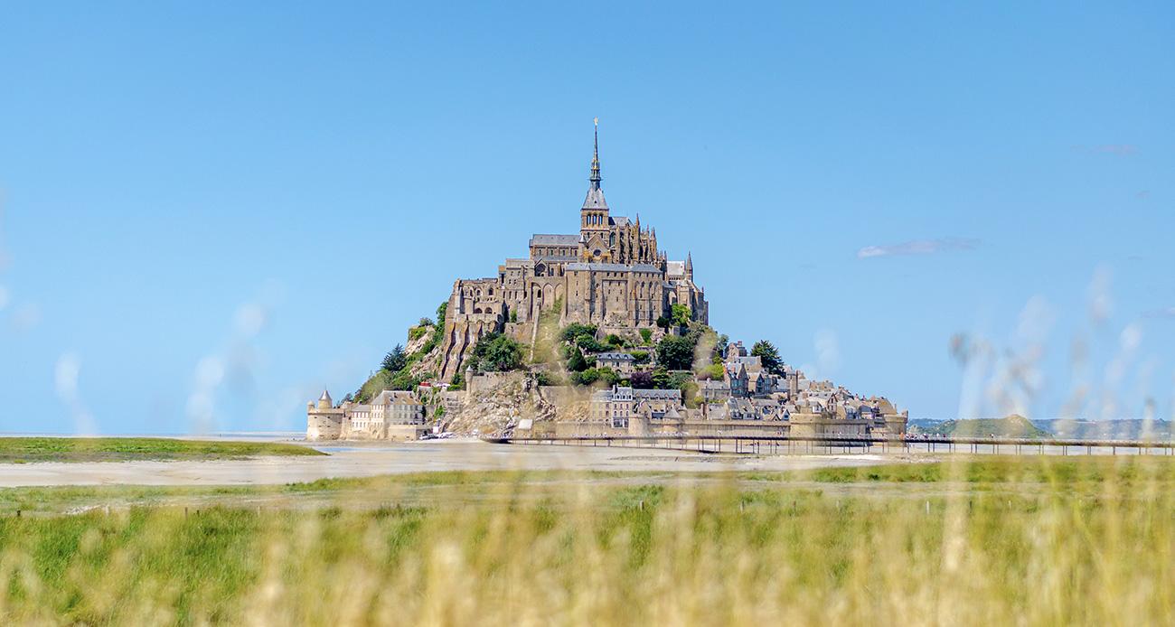 Couverture Visiter le Mt St Michel