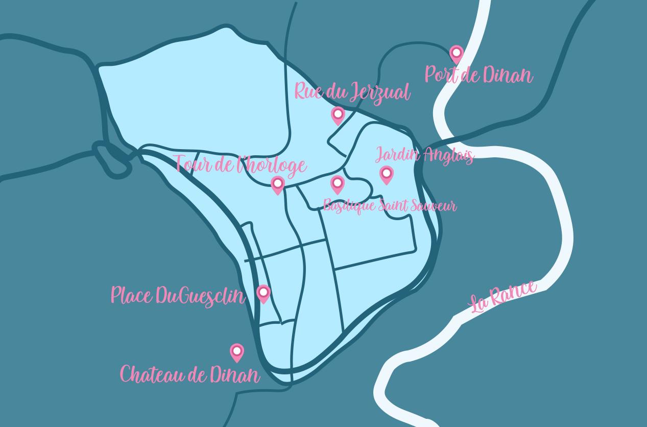 Dinan-plan