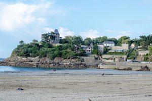 Visiter Dinard Pointe Moulinet