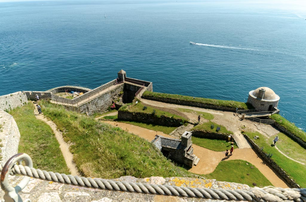 Fort Lalate Cours