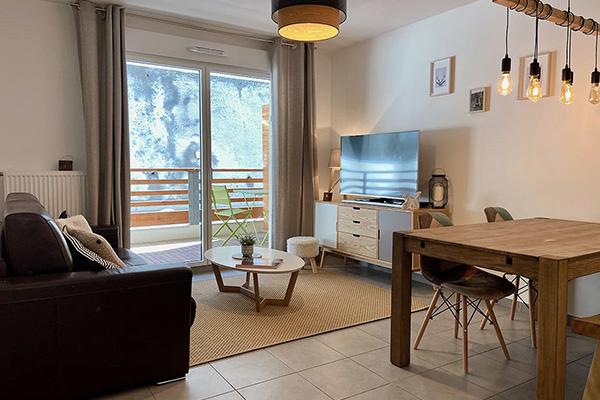 Appartement Centre Valberg Ski