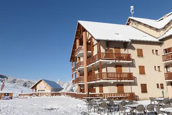 Les Ecrins Ancelle - Résidence ski