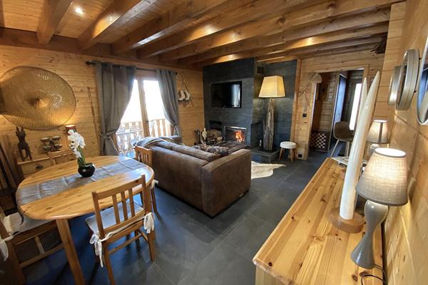 Chalet l'Entasse n°9 - Station de ski Valberg