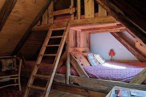 Où dormir à Orcières-Merlette - Gîte du Bois de l'Ours