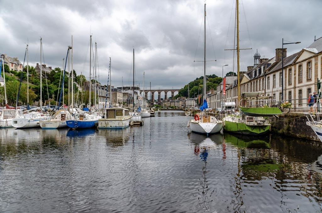 Visiter Baie de Morlaix Port