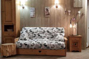 Où dormir à Orcières-Merlette - Studio Jardin