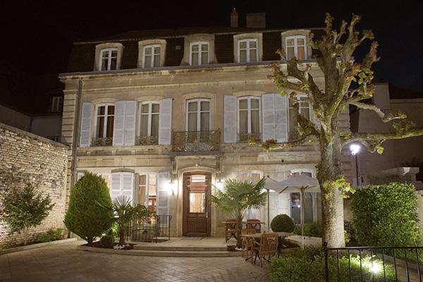 L'Hôtel - Où dormir à Beaune