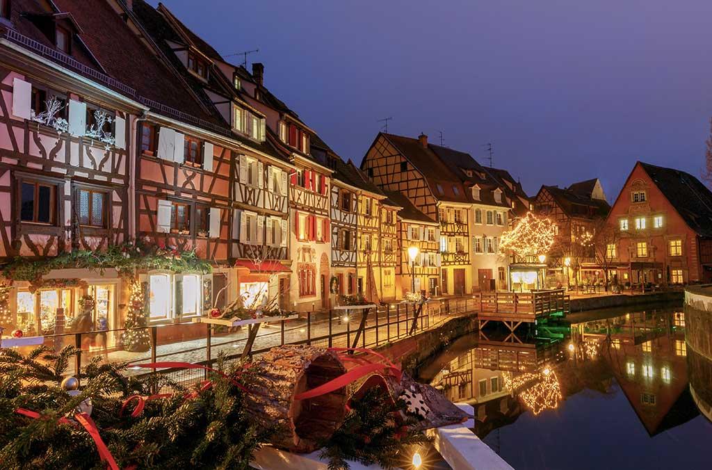 Colmar marché de Noël en Alsace