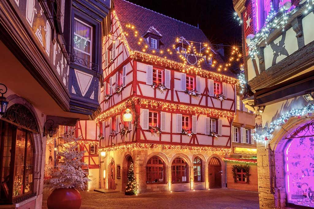Colmar - Marché de Noël