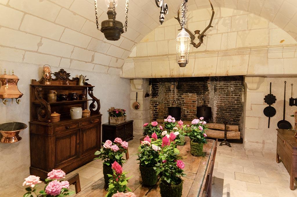 Les cuisines de Chenonceau