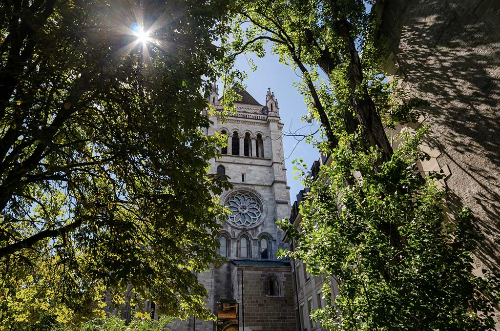 Cathédrale Genève