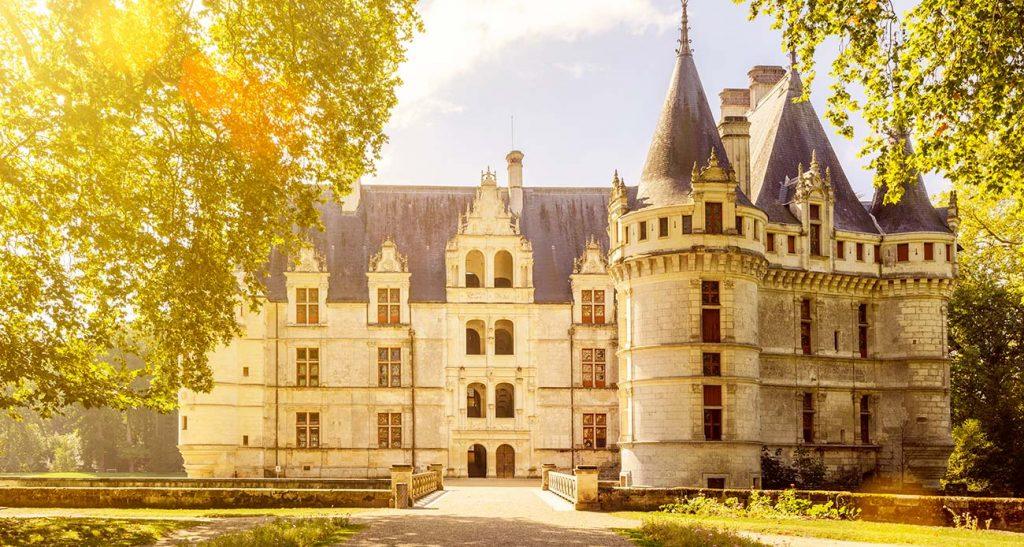Château d'Azay-le-Rideau - Couverture
