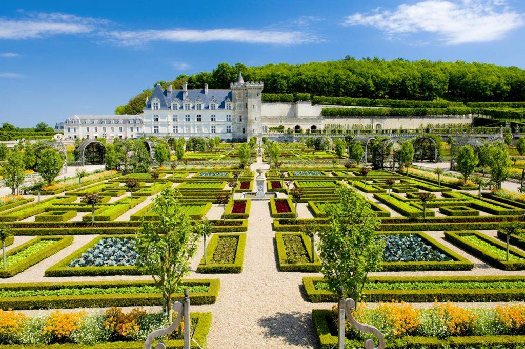 Château de Villandry - Weekend en France
