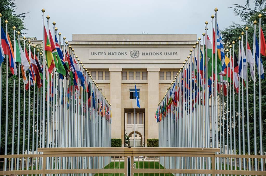 Visiter Genève ONU