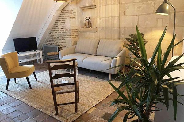 Appartement 4 personnes - Tours