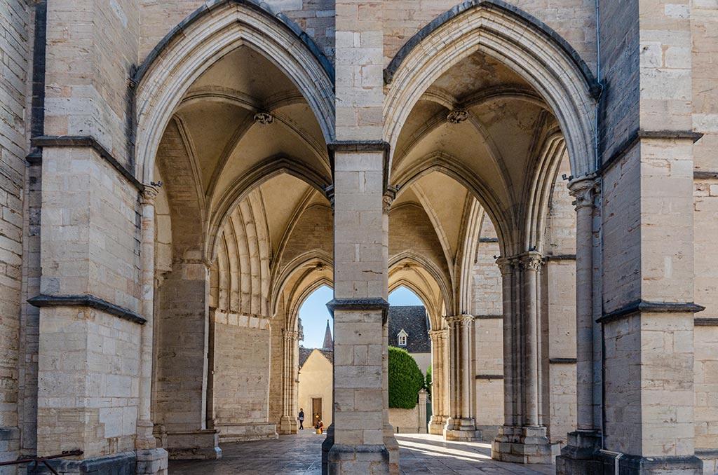Visiter Beaune - Collégiale Notre-Dame