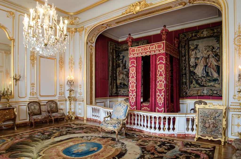 Visiter Château Chambord - Appartement de Parade