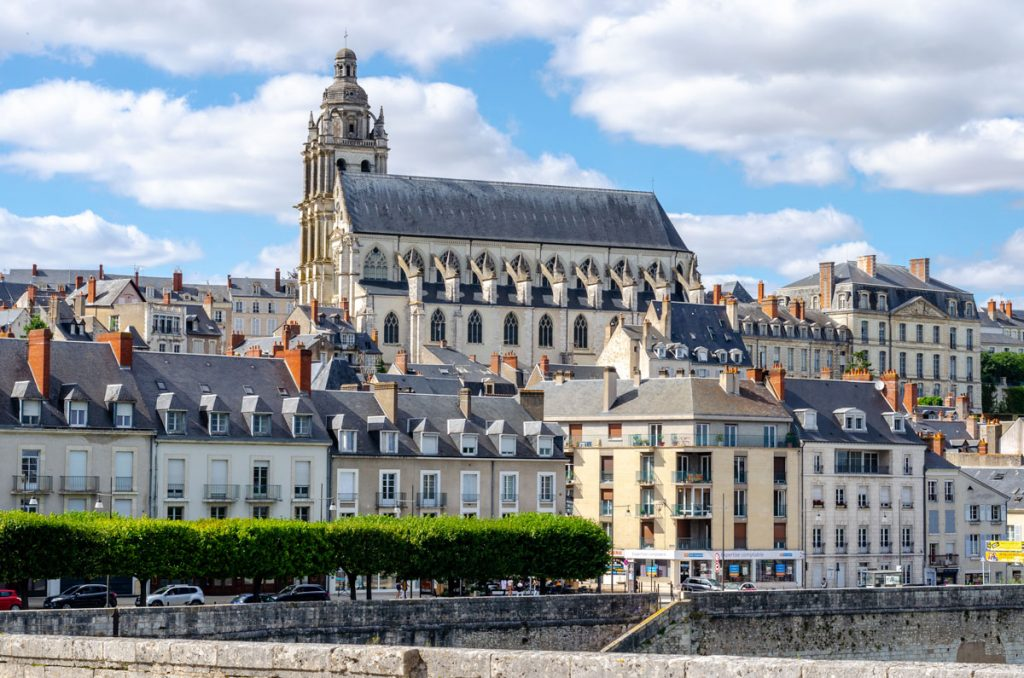 Blois-cathedrale