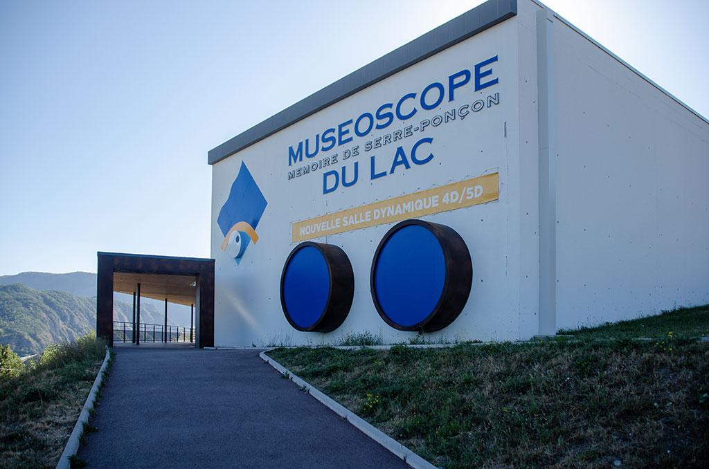 Serre-Ponçon - Muséoscope