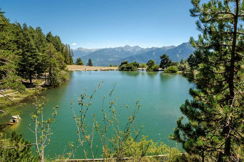 Serre-Ponçon - Lac Saint-Apollinaire