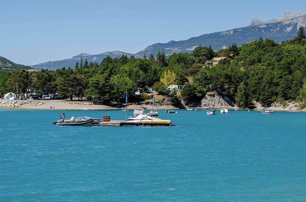 Serre-Ponçon - Location bateaux