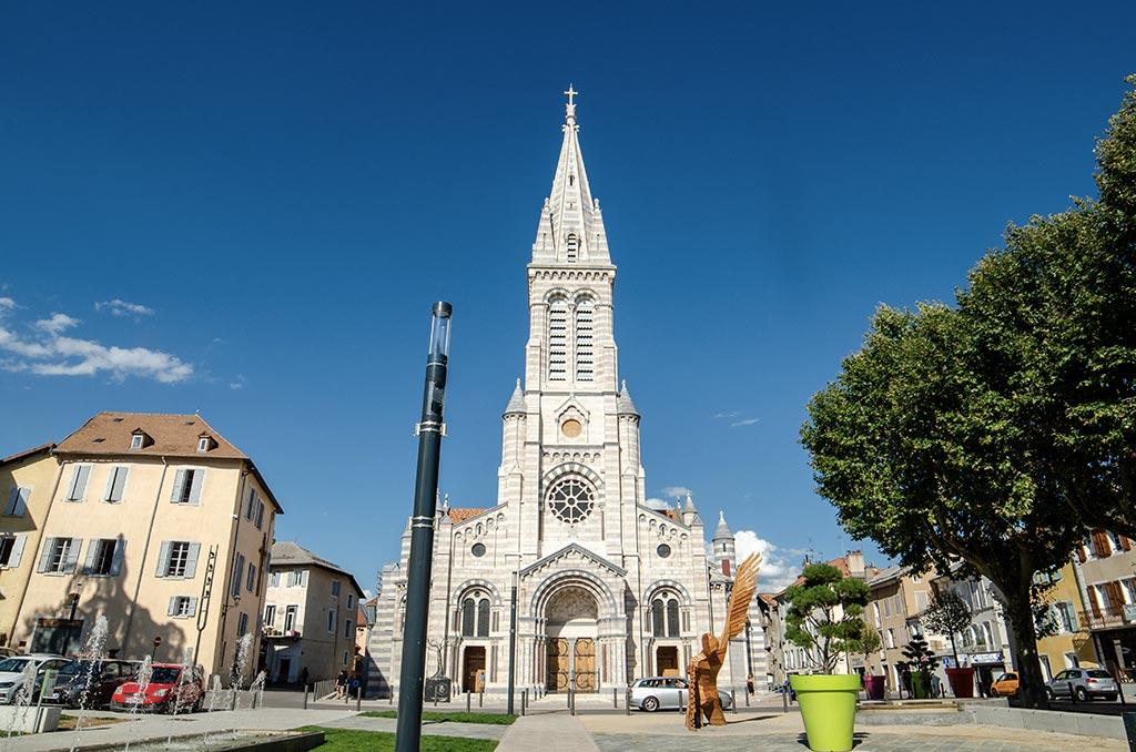 Visiter Gap - Cathédrale