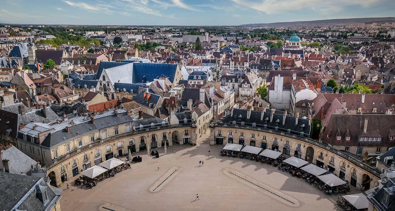 Où dormir à Dijon ? Couverture