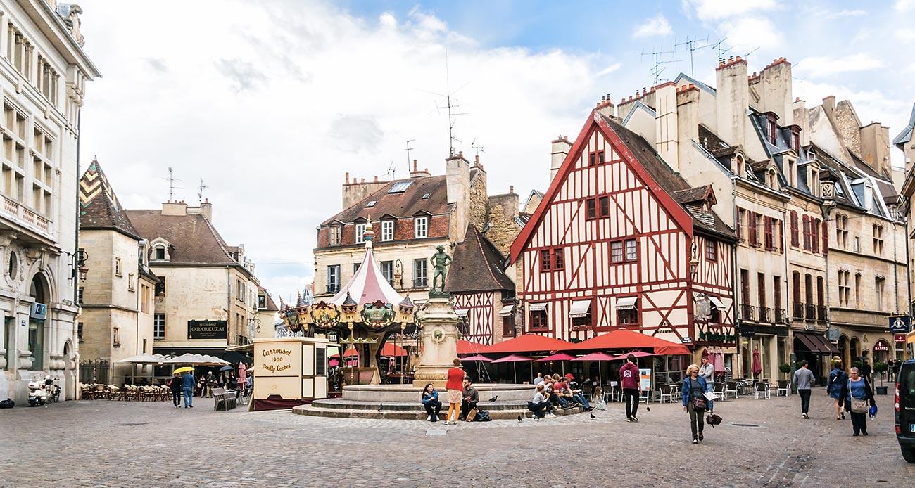 Visiter Dijon - Couverture