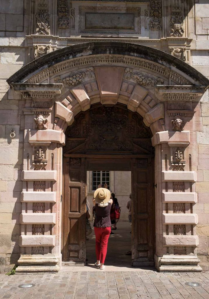 Hôtel de Vogüé - Dijon