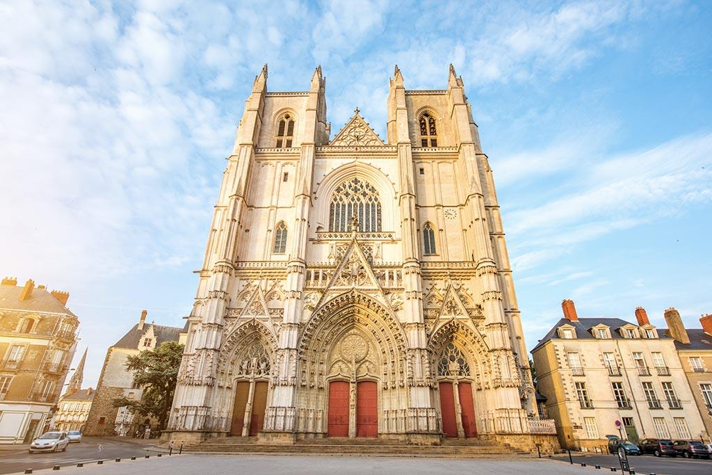Visiter Nantes - Cathédrale Saint-Pierre