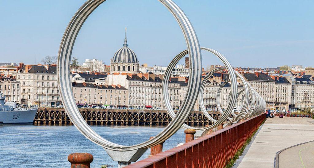 Visiter Nantes - Couverture