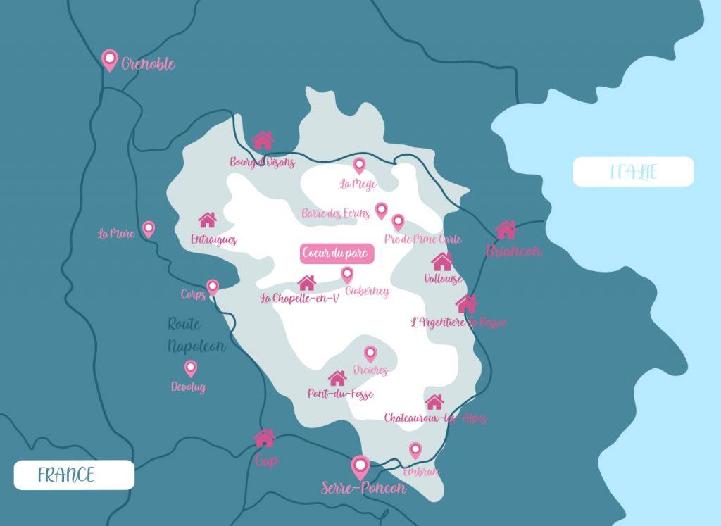 parc-national-Ecrin-plan-carte