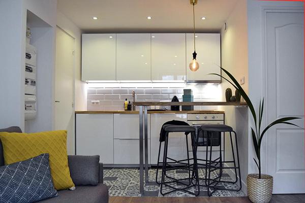 Appartement Amalfi - Logement Nantes