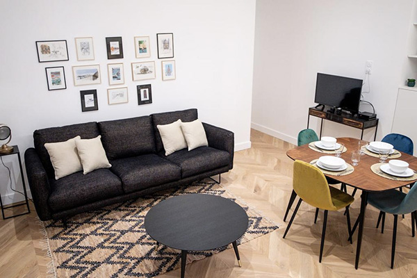 Appartement Patio - Nantes