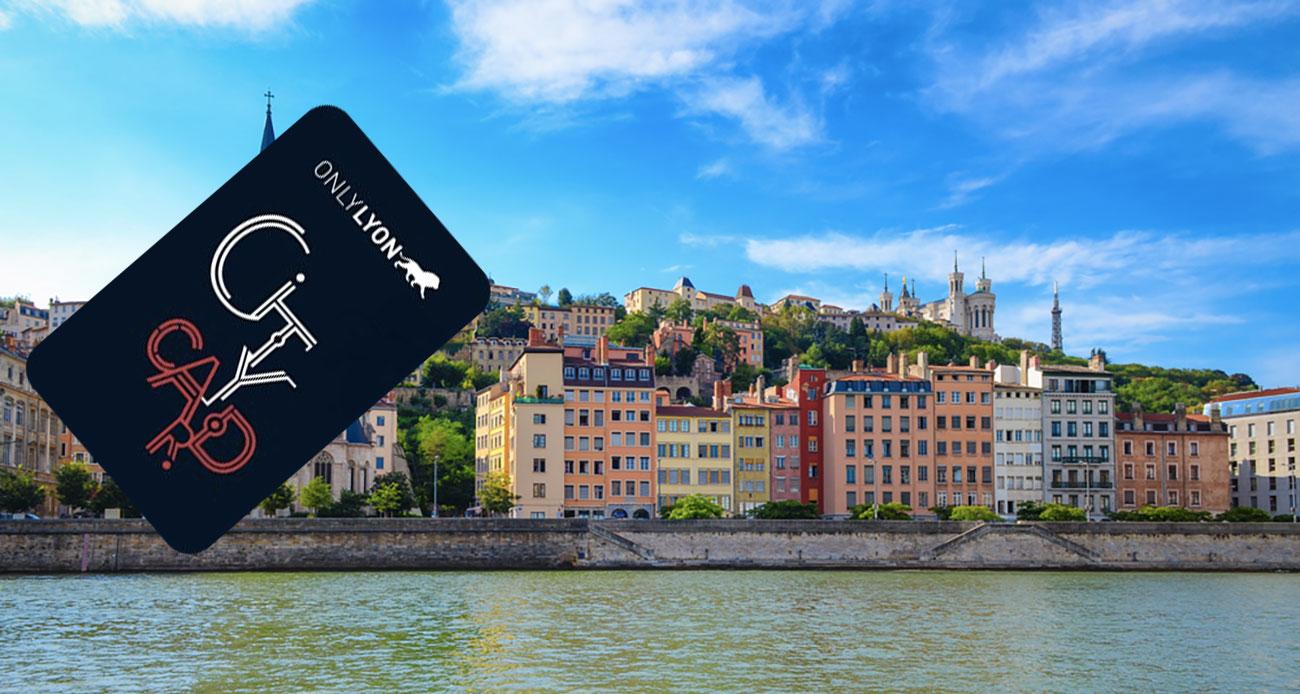 City pass Lyon - Couverture