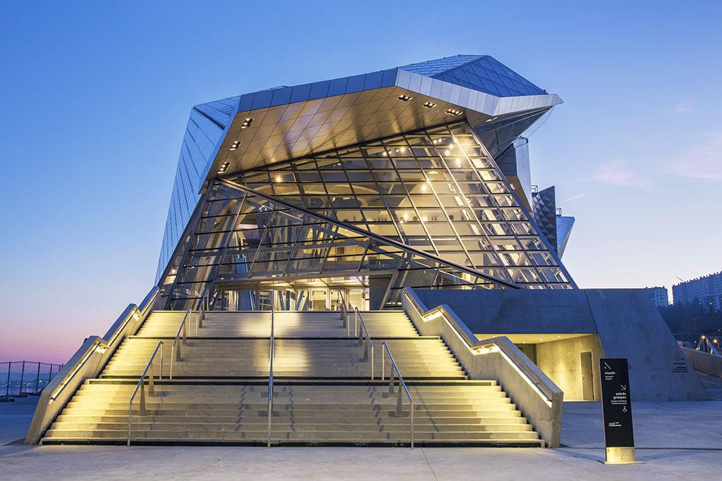 Musée des Confluences - Lyon