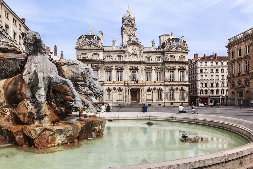 Place des Terreaux - Lyon