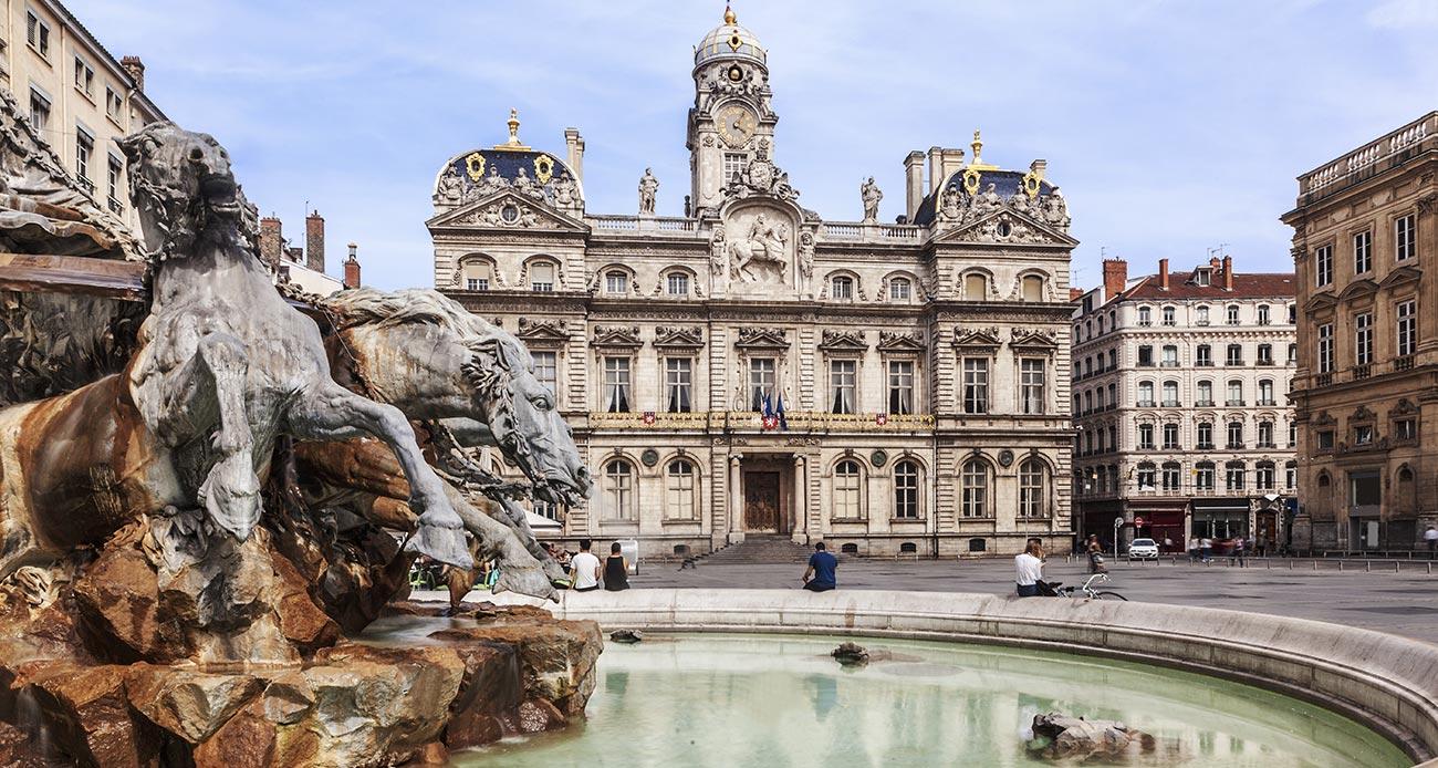 Visiter Lyon - Couverture