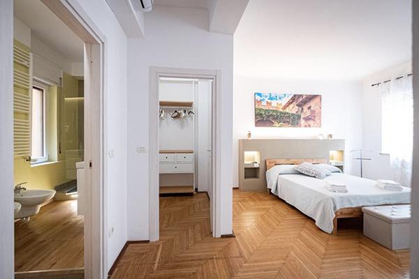 Chambre d'hôtes Vérone - I Salotto