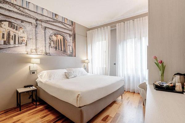 Hôtel luxe Vérone - Giulietta & Romeo